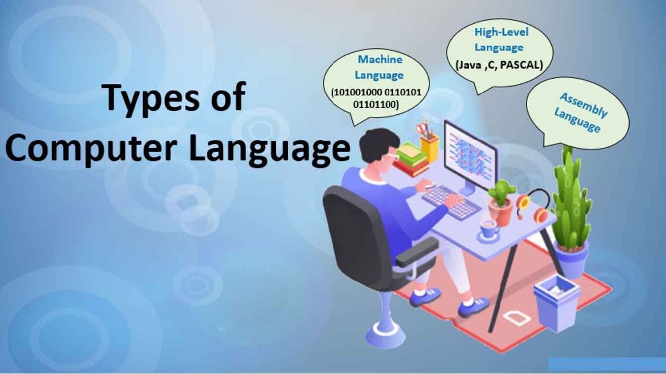 different types of computer language