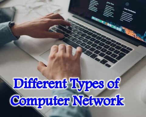 different types of computer network